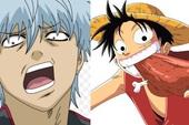 """Top 4 anh chàng rất mạnh nhưng """"to cơ ngắn não"""" trong anime, Luffy và Gintoki Sataka ai ngốc hơn ai?"""