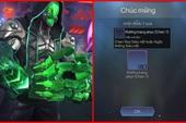 Liên Quân Mobile: Garena gây sốc, game thủ nhận skin bậc SS chỉ với 25 nghìn đồng