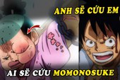 One Piece: Buổi hành quyết của Momonosuke giống Ace, liệu con trai Oden có được cứu thoát?