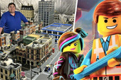 Anh chàng này đã dành 5 năm để xây dựng 1 thành phố LEGO rộng lớn trị giá hơn 2 tỉ đồng, có cả tòa tháp Avengers hẳn hoi
