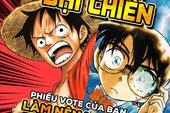Đúng như khán giả kỳ vọng, One Piece và Thám tử lừng danh Conan đối đầu nhau trong vòng 2 Kim Đồng Comics Tournament 2020