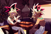 Khám phá lai lịch của Atem, nhân cách thứ 2 của Yugi Muto trong Yu-Gi-Oh