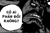 Spoiler One Piece chapter 985: Kaido tiêu diệt Orochi đưa Yamato lên làm Shogun, tuyên bố cùng Big Mom tìm ra kho báu One Piece