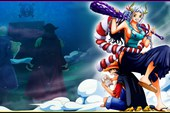 Những hình ảnh ấn tượng nhất trong One Piece chapter 985, Luffy và Yamato bắt đầu hành động