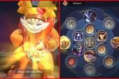 """Liên Quân Mobile: Tencent kiên trì với chính sách """"Free skin mới"""", game thủ quay 1 lần trúng ngay"""