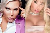 Bước ngoặt không ngờ đến: Búp bê người sống Ken chi hơn 18 tỷ đồng để trở thành búp bê Barbie