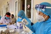 Thêm 11 ca mắc COVID-19 liên quan đến BV Đà Nẵng, trong đó có 4 nhân viên y tế