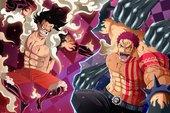 """One Piece: 10 trận chiến khó khăn nhất mà Luffy đã từng trải qua, có lần suýt """"lên bàn thờ ngắm gà khỏa thân"""" (P1)"""