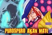 """One Piece 984: Vừa thấy được đảo Quỷ, rất có thể Perospero sẽ lại bị Marco """"bón hành""""?"""