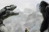 Godzilla đối đầu với King Kong và 5 lý do vì sao mà vua khỉ đột sẽ chiến thắng