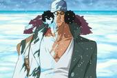 One Piece 984: Thời tiết trên đảo Quỷ bỗng dưng có tuyết, rất có thể chim trĩ xanh Aokiji đã tới Wano?
