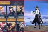 """Liên Quân Mobile: Sự thật về Event tặng FREE skin Kirito và Asuna khiến game thủ """"ngái ngủ"""" mắc bẫy"""