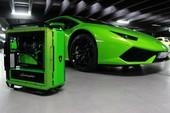 Choáng ngợp với Case độ phong cách Lamborghini, đẹp không tì vết