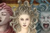 Sự thật về truyền thuyết Medusa và nỗi oan của Poseidon trong thần thoại Hy Lạp