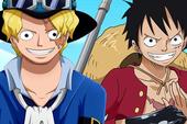 One Piece: Luffy cầm vũ khí của Sabo xuất hiện trên ảnh bìa chap mới, phải chăng sẽ có biến xảy ra?