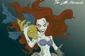 Không còn ngây thơ xinh đẹp, các nàng công chúa Disney hóa ác nhân trong loạt ảnh fanart kinh dị đầy ám ảnh
