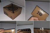 Game thủ Việt tự tay chế tạo bộ PC cực khủng bằng... bìa carton