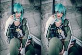 Mỹ nhân Sword Art Online bước ra đời thật cực chất qua loạt ảnh cosplay đẹp mắt