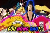 One Piece: Hình như có gì đó sai sai, Cửu Hồng Bao chết một, vậy người thứ 9 trong lời tiên đoán của Toki là ai?
