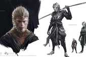 Nhân vật chính trong Black Myth: Wu Kong có thể không phải là Tôn Ngộ Không mà chúng ta từng biết