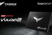 Vulcan G – Gaming SSD mới mang đến trải nghiệm mượt mà cho game thủ