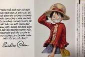 Tác giả Oda của One Piece khuyên fan ngừng đọc truyện lại mà hãy chuẩn bị cho tương lai của mình đi