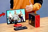 Chế tạo PC siêu nhỏ nhưng vẫn chiến GTA V phè phè