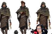 Thông tin về tướng mới Samira bất ngờ bị lộ - Có kỹ năng giống Irelia, là hậu duệ của Azir?