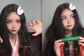 """Kimetsu no Yaiba: """"Thánh nữ makeup"""" trở lại với bộ ảnh Nezuko xinh lung linh"""