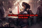 Nhân viên Riot đưa ra hướng dẫn toàn tập về tướng mới Samira - Xạ Thủ nói không với tốc độ đánh