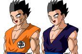 Dragon Ball: Là con đẻ Son Goku nhưng tại sao Gohan lại có tạo hình giống Yamcha như đúc?