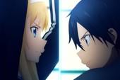 Những hình ảnh đầu tiên của Sword Art Online Alicization tập cuối, bộ ba Kirito, Alice và Asuna cùng trở về Underworld