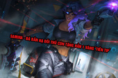 Riot hé lộ tính năng siêu độc của tướng mới Samira - Hạ gục đối thủ rồi tặng cho 1 vàng