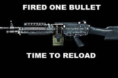 Những thói quen kỳ quặc của game thủ khi chơi điện tử: Cứ bắn được 1 viên cũng phải thay đạn?