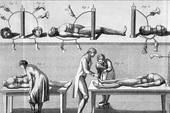 Vào những năm 1800 nhân loại đã cố gắng tạo ra quái vật của Frankenstein ngoài đời thực bằng cách