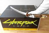 Mở hộp ghế gaming Cyberpunk 2077 hiếm nhất thế giới, giá hàng chục triệu đồng