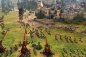 Chiêm ngưỡng gameplay chiến trận đỉnh của Đế Chế 3 phiên bản làm lại 4K