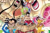 """One Piece 989: Hết bị xe tông lại đến lượt Robin mang ra chơi """"bowling"""", tứ hoàng Big Mom lại tiếp tục """"tấu hài"""""""