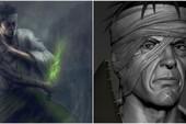 Kẻ bị ghét nhất Naruto trông thật kinh dị qua nét vẽ của các nghệ sĩ, trông chả khác gì quái vật