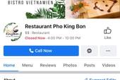 """Đặt tên món ăn bằng những từ tục tĩu, một nhà hàng ở Quebec lập tức bị dân mạng Việt """"dạy cho bài học"""""""