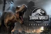 Năm mới trở thành ông chủ trại khủng long với Jurassic World Evolution đang được