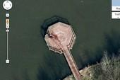 Những hình ảnh đáng sợ vô tình được phát hiện bởi Google Maps