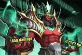 """Riot Games hé lộ """"sức mạnh tối thượng"""" trong Đấu Trường Chân Lý là Galio với 1650 sát thương"""