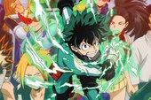 My Hero Academia, cái tên phá vỡ khuôn mẫu nâng cấp sức mạnh thường thấy ở manga Shonen