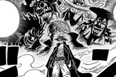 """Tứ Hoàng """"đại chiến"""" Siêu Tân Tinh và 8 chi tiết đáng chú ý trong One Piece 1001"""