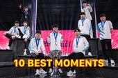 Top 10 khoảnh khắc