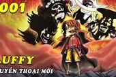 Soi mói những chi tiết thú vị trong One Piece chap 1001, Siêu Tân Tinh đại chiến Tứ Hoàng (P1)