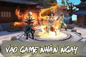 """Tân Minh Chủ - Game siêu phẩm - Quà cực phẩm: FREE bộ 3 Thiên Long, lần đầu chiêu mộ x10 """"tẹt ga"""", miễn phí thể lực trọn đời"""