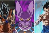 """Dragon Ball Super: Beerus tự tay huấn luyện Vegeta, hoàng tử Saiyan sẽ không còn là """"cái đuôi"""" của Goku nữa"""