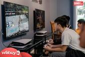 Cận cảnh quán PS5 siêu